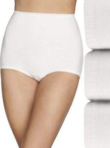 Vanity Fair Women's Underwear Lollipop Traditional Cotton Briefs