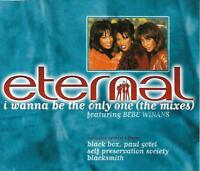 Eternal feat. Bebe Winans - I Wanna Be The Only One (The Mixes) (1997 CD Single)