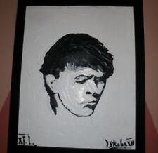 Pop-Art-Malerei mit Acryl Personen