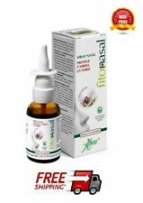 Aboca Fitonasal Nasal Natural  Spray  -  Cold , Allergies, Congestion 30 ml