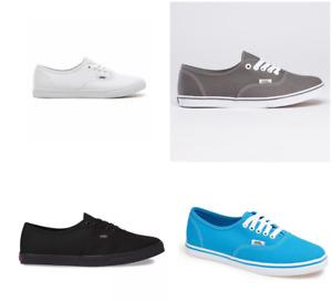 Vans Unisex Classic Authentic Lo Pro Sneakers Skate Shoes NIB ALL SIZES!