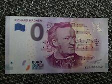 Null euro schein - Komponist Richard Wagner 2018-1