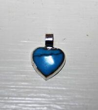 Turquoise Silver Pendants Jewellery