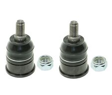 Pair Set of 2 Front Lower Forward Susp. Ball Joints Moog for Honda Prelude 97-01