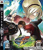 New PS3 The King of Fighters XII Japan Import