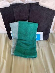 Room Essentials/Opal House Bath & Hand Towel Set (5-piece)