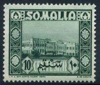 Somalia 1950 Sass. 5 Nuovo * 100% AFIS Soggetti africani