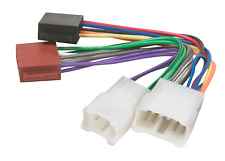 VEHICLE SPECIFIC PLUG TO UNIVERSAL ISO - PRIMARY HARNESS TO SUIT TOYOTA; HOLDEN
