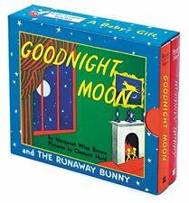 Goodnight Moon and the Runaway Bunny (Inglés) Libro de cartón 9780694016389