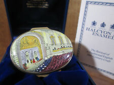 Halcyon Days Enamel Box, SAN FRANCISCO OPERA, War Memorial Opera House