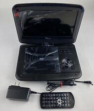 Verezano PDVD-12309C 9 Swivel Screen Portable DVD Player With Remote