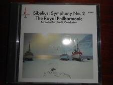 Sibelius Symphony 2, Sir John Barbirolli. Chesky Records CD