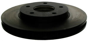Disc Brake Rotor-Non-Coated Front ACDelco 18A1109A