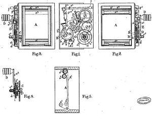 Antique/old (box) camera / shutter... Thornton Pickard: Infos 1895-1935