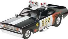 Revell monogram 1.24 plymouth duster cop out drôle voiture kit plastique.