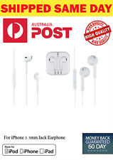 For Apple EarPods Headphones Earbuds Earphones iPhone 6 6s 5 4 Plus iPad Air