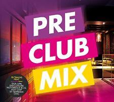 Pre Club Mix - New 3 x CD Album - Pre Order - 28th Oct