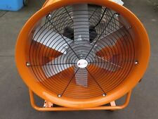 "600mm 24"" Industrial fume extractor ventilator fan spray paint workshop dynotune"