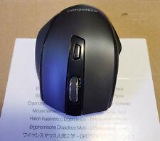 Amazon basic Wireless Mouse- DPl Adjustable black