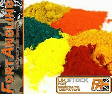 """BAIT PRO - """"PROFESSIONAL BAIT MAKING DYES"""" SOLUBLE & NON SOLUBLE"""