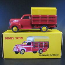 Studebaker M camion tapissiere Dinky Toys 25L Atlas F Neuf boite