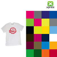 Xpres Ultra Cut Turbo PU Fabric (XP3000-01) - Multi Colour Transfer Layering