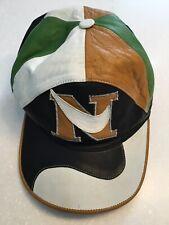NIKE SWOOSH ,LEATHER ADJUSTABLE BASEBALL CAP