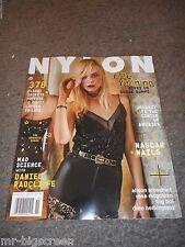 ELLE FANNING - NYLON MAGAZINE - NOVEMBER 2015 - NO LABEL