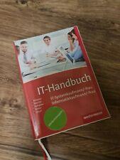 IT-Handbuch: IT-Systemkaufmann/-frau Informatikkaufmann/-frau 2017
