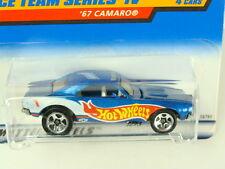 1998 Hot Wheels '67 Camaro Race Team IV Series #725 Combine Shipping