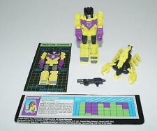 Devastator Action Master ~ 100% Complete 1990 G1 Transformers Figure W TECH