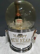 MR. CHRISTMAS LIMITED MILLENNIUM EDITION AUTOMATED MUSICAL SNOW GLOBE