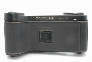 Mamiya 6x7 Roll Film Adapter Holder Back 120/220 Press *RK26