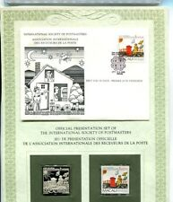 1983 MACAU  POSTMASTERS SILVER STAMP + COVER FIRST DAY ISSUE  FRANKLIN MINT