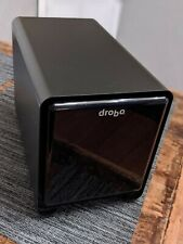 DROBO FS DRDS2-A 5 BAY NETWORK ATTACHED STORAGE NAS 3x 4TB WD RED HARD DRIVES