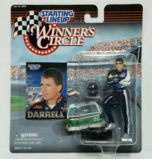 DARRELL WALTRIP - Winner's Circle NASCAR Starting Lineup SLU 1997 Figure & Card