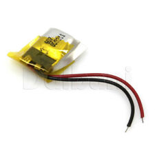 551016, Internal Lithium Polymer Battery 3.7V 40mAh 55x10x16mm