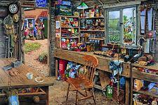 La House of Puzzles-Puzzle 1000 PEZZI-Dad 's Capanno