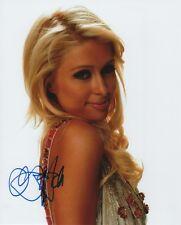 Paris Hilton Autogramm signed 20x25 cm Bild
