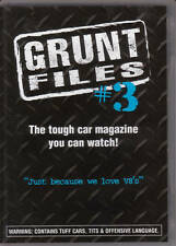 "Grunt Files #3 DVD - ""Just because we love V8's..."""