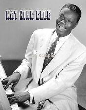 NAT KING COLE - jazz - Fridge Magnet