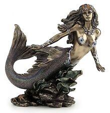 Yemaya - Goddess of The Ocean Sculpture Statue Figurine *Unique Home Decor