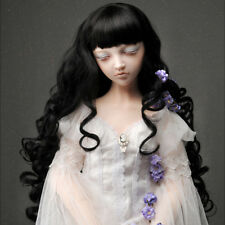 "[Dollmore] Trinity Elysia Lumie Klaire wig (13-14)"" Castle Sobazu Wig (Black)"