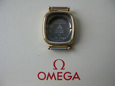 Women's Gold Plated Strap OMEGA Wristwatches