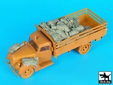 Black Dog 1/35 Ford G917 T Lkw German Truck Stowage & Accessories (ICM) T35167