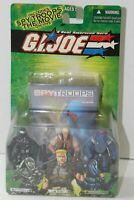 Hasbro G.I. Joe Spytroops VHS Movie with Snake Eyes, Duke, & Cobra Commander
