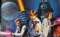 HC Star Wars Poster Book By Sansweet 2005 1st ed.
