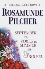 Rosamunde Pilcher: Three Complete Novels