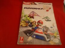 Mario Kart 7 Nintendo 3DS Strategy Guide Player's Hint Book