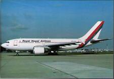 (wii) Airplane Postcard: Royal Nepal Airlines, Airbus A310-300
